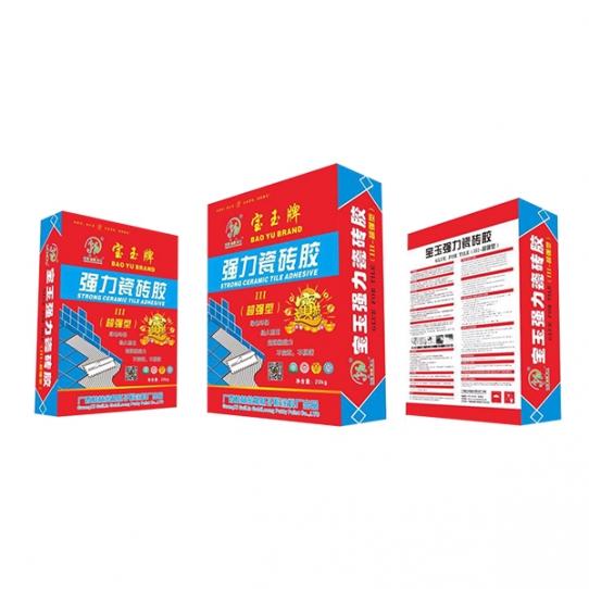 宝玉Ⅲ-超强型强力瓷砖胶